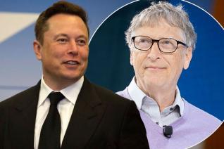 Elon Musk Beats Bill Gates to Become World's Second Richest Person