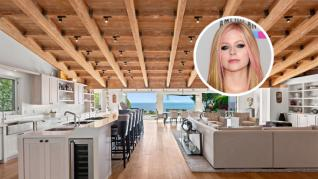 Avril Lavigne Snaps Up Ocean-View Malibu Home for $7.8 Million