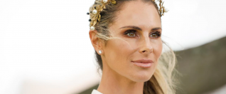 Candice Warner Rigged Herself into $10,000 High-End Designer Outfit