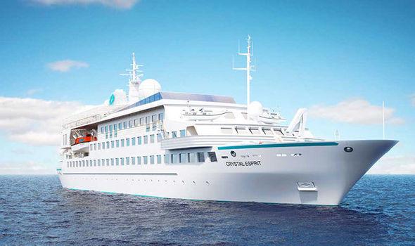 Crystal Espirit - Crystal Cruises