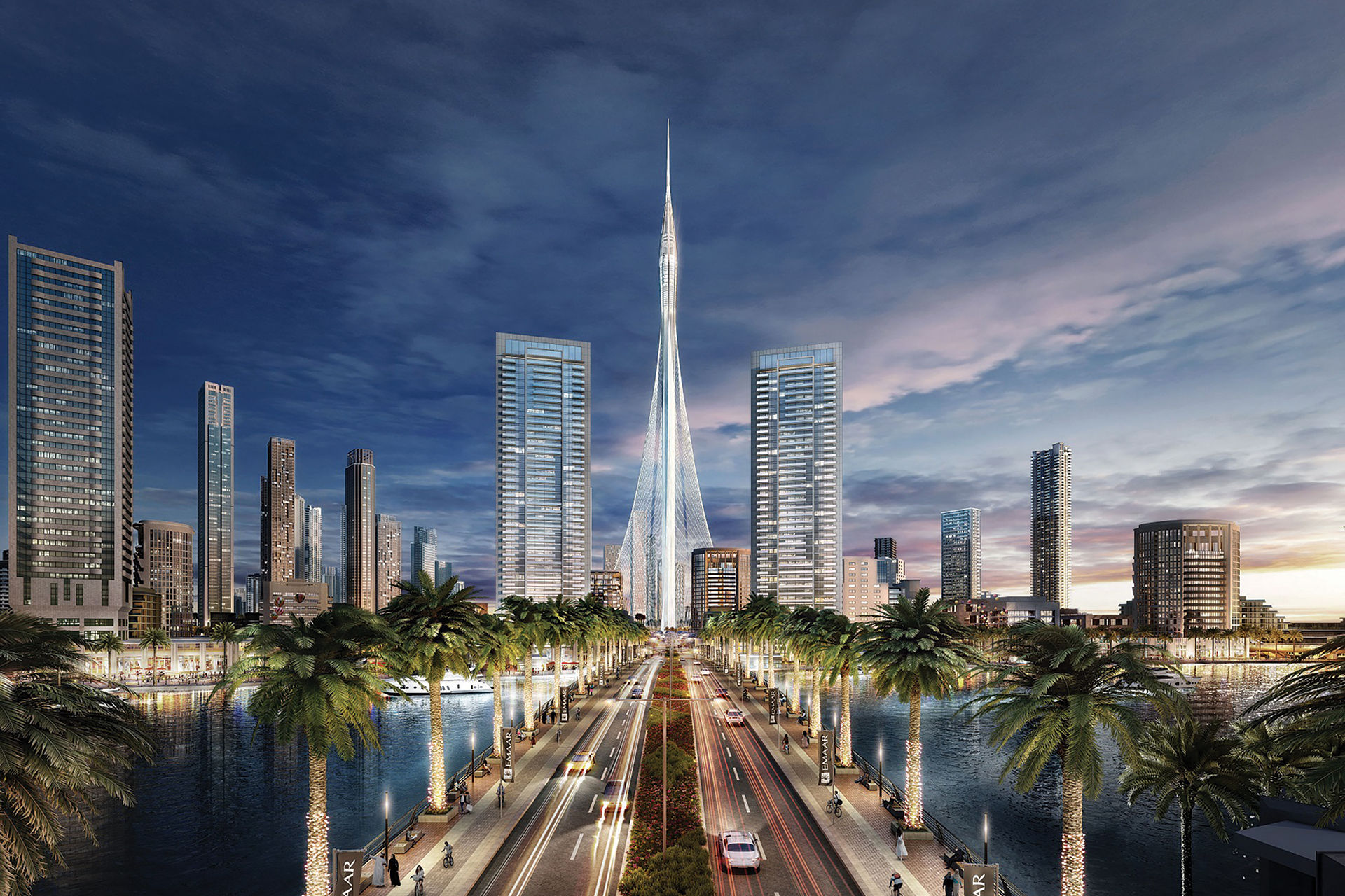 The World's Next Tallest Tower