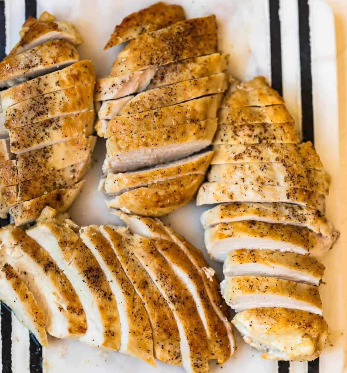 Juicy Pan Seared Chicken Breast Recipe