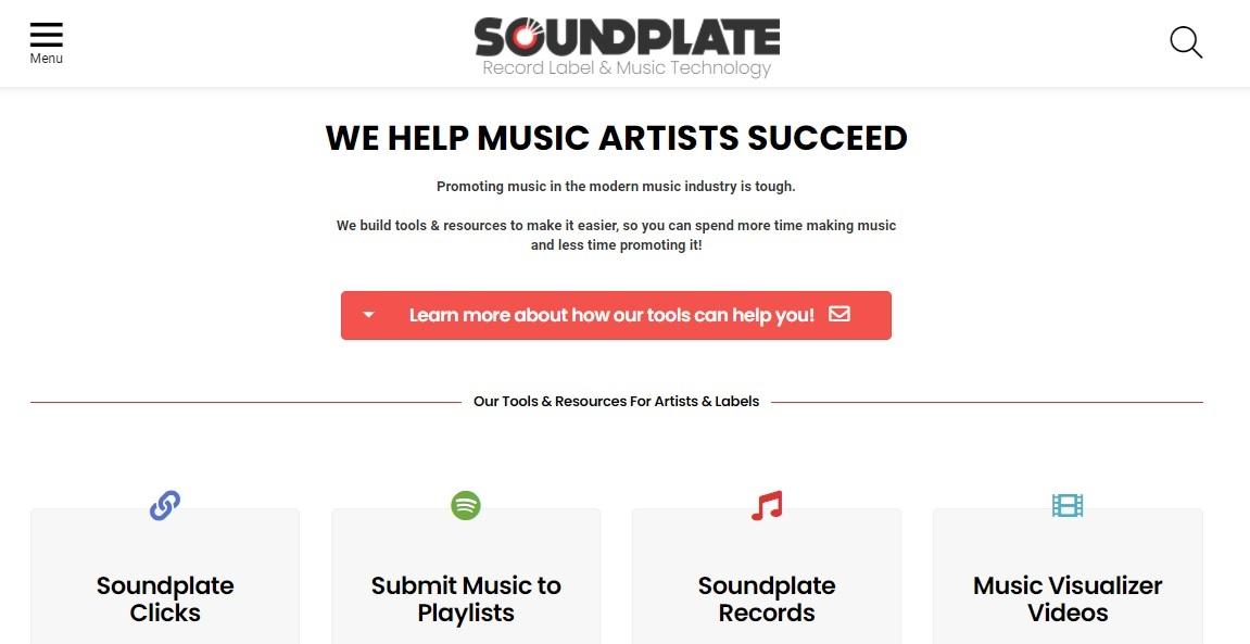 SoundPlate