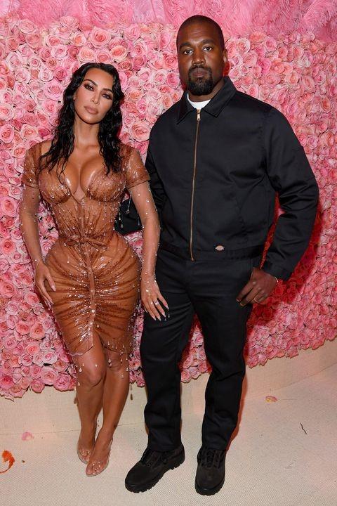 Kanye West and Kim Kardashian Met Gala 2019
