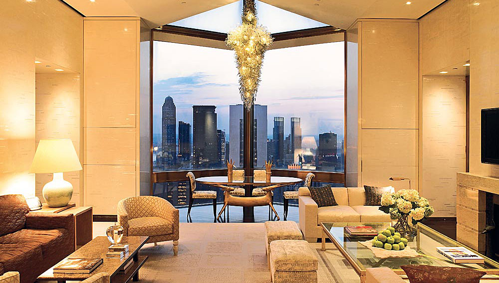 Most Expensive Hotels Rooms in the World