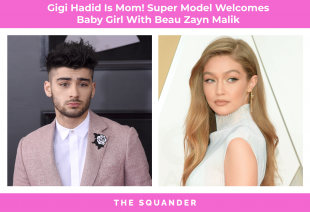 Gigi Hadid and Zayn Malik Welcomes Baby Girl