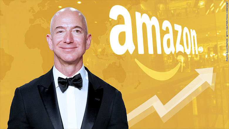 Amazon Net Worth