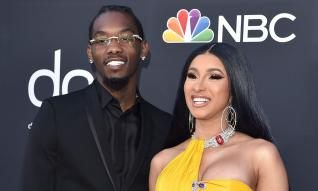 Cardi B & Offset Flaunts 3200 Collection of Shoes in Massive Closet