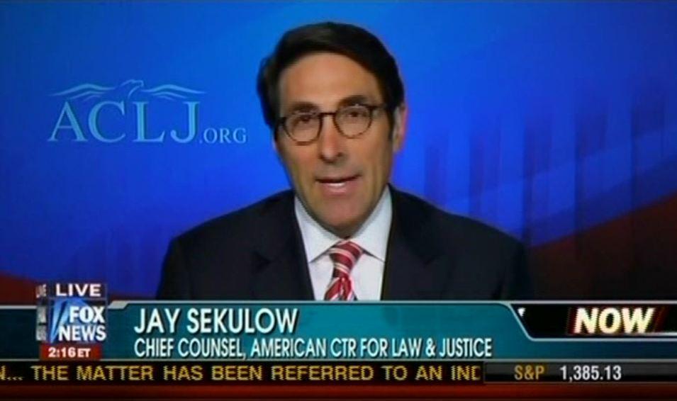 Trump's Legal Team\: Jay Sekulow Net Worth, Marc Kasowitz Net Worth and Salary