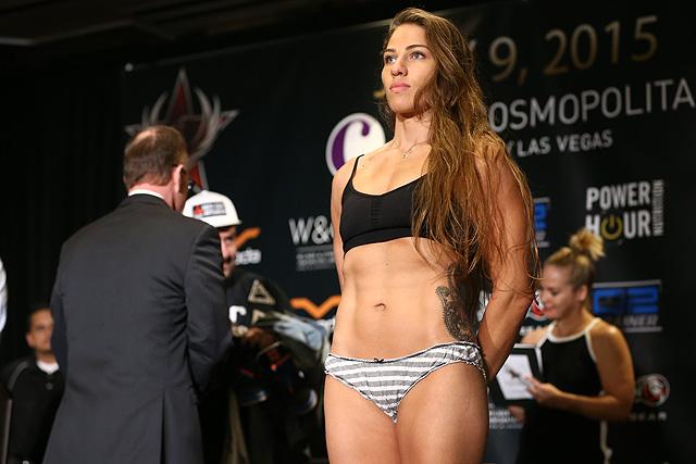 Marina Shafir Net Worth 2018: What is this MMA Fighter/WWE Wrestler Worth?