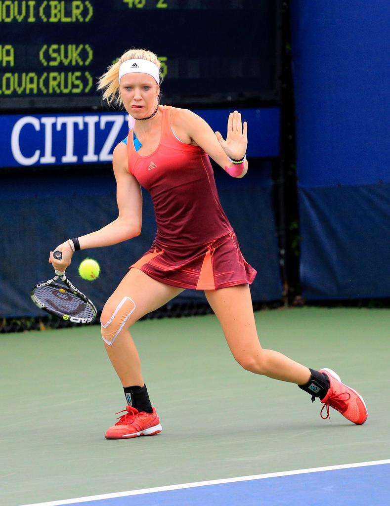 Katharina Hobgarski Net Worth 2018: What is this tennis player worth?