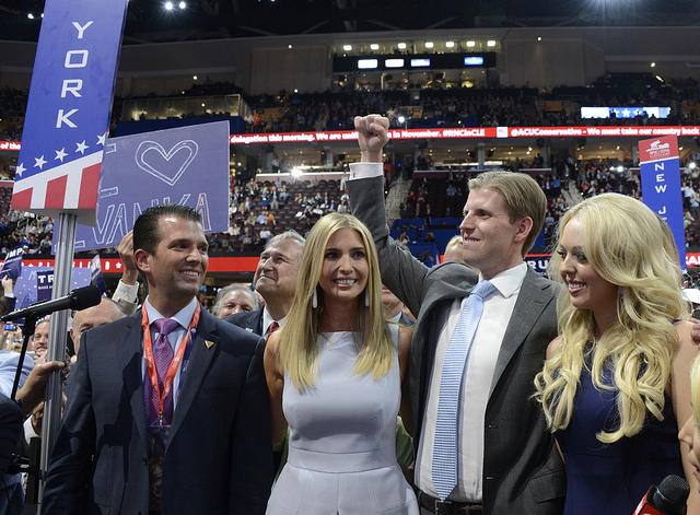 Eric Trump Net Worth 2018