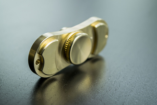 Wtf? The Most Expensive Fidget Spinner Costs $700