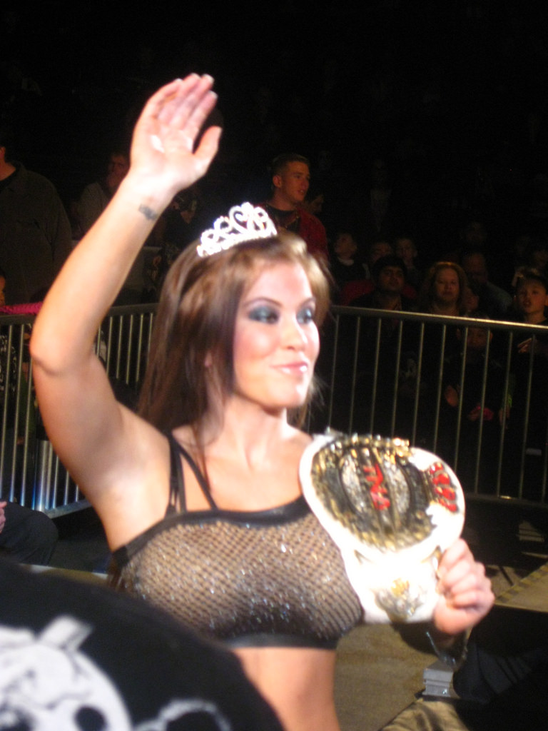 Madison Rayne Net Worth 2018: What is this wrestler worth?