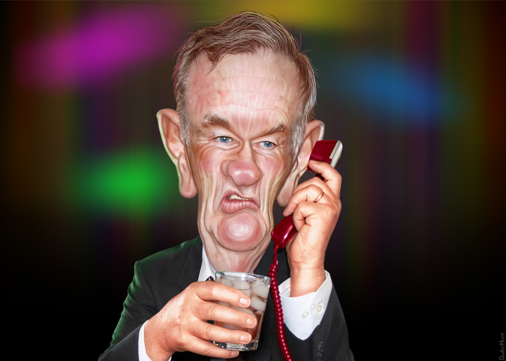 How Much Is Billy O'Reilly Paying Out In Settlements for Sexual Harassment?