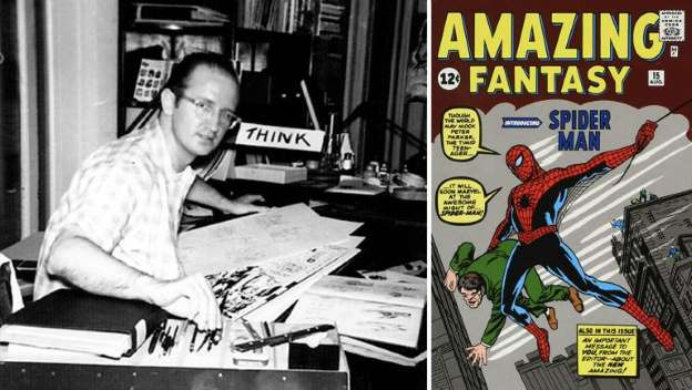Steve Ditko Net Worth 2018: What was this comic book artist/writer worth?