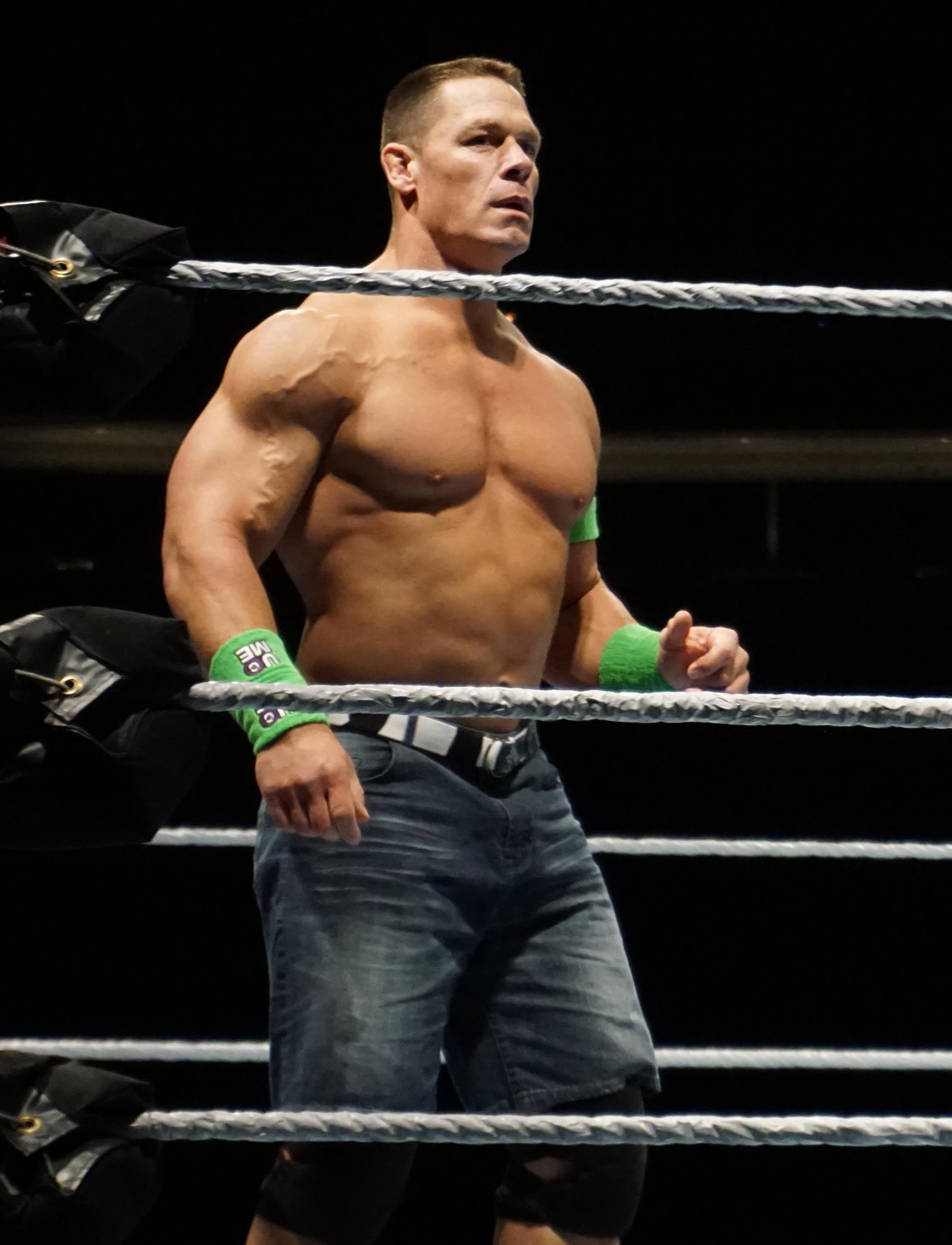 John Cena Net Worth 2018: What is this wrestler worth?