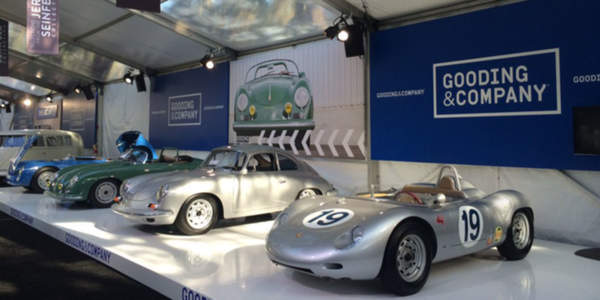 Jerry Seinfeld Even Richer After Auctioning Off 17 Porsches For $22 Million
