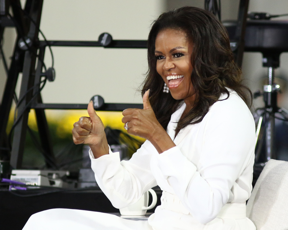 Michelle Obama Wrote A Heartwarming Letter To Her Younger Self