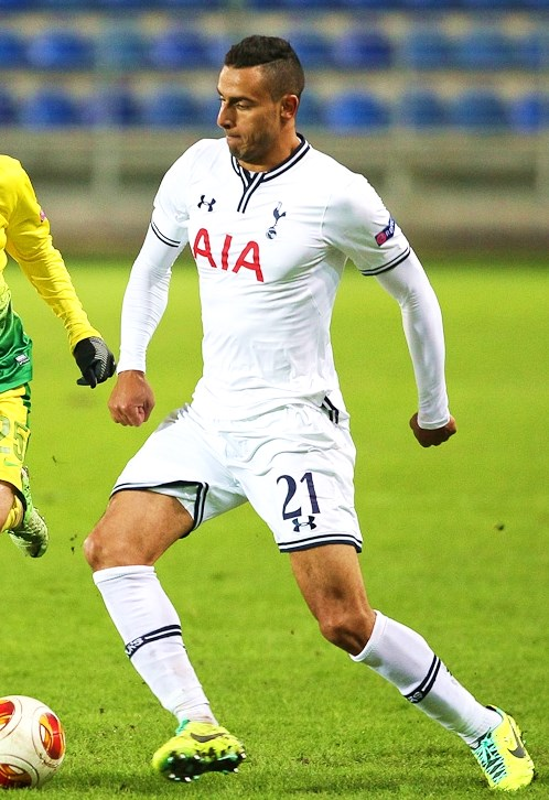 Nacer Chadli Net Worth 2018: What is this World Cup football/soccer player worth?
