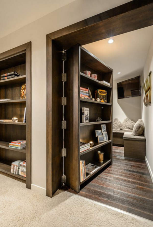 Every House Needs A Secret Room — Here Are Some Awesome Hidden Spots