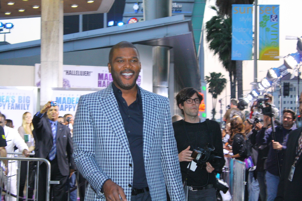 Tyler Perry Paid $430,000 Worth Of Layaways At Walmart In Georgia