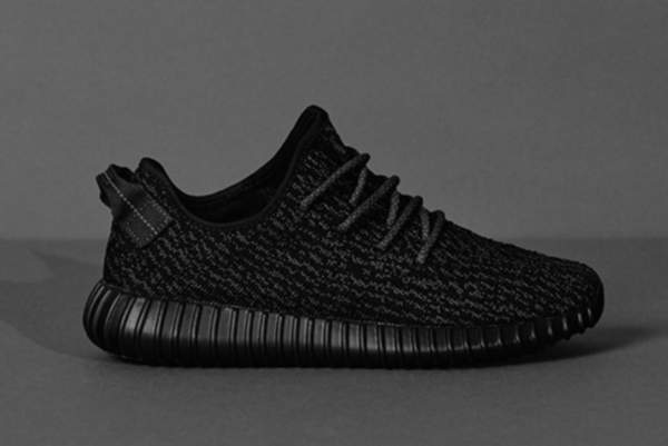 A Pair Of Black Yeezy Boost 350s Just Sold For $10K On eBay