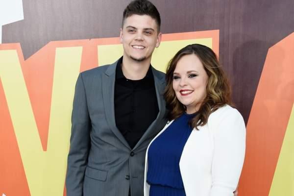 'Teen Mom' Stars Catelynn Lowell & Tyler Baltierra Net Worth 2018