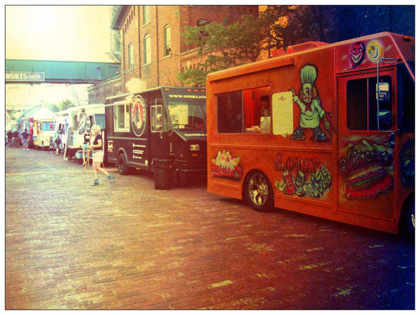 What does it cost to start a food truck business?