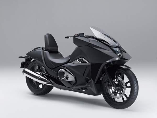 Honda NM4 Vultus is an anime-inspired dream bike