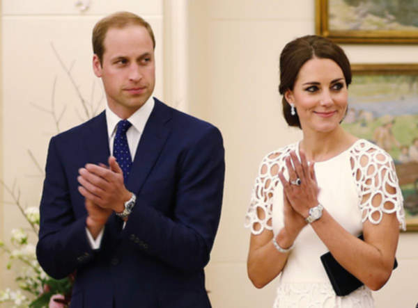 British Royal Family Spending: Prince William and Kate Middleton in NYC