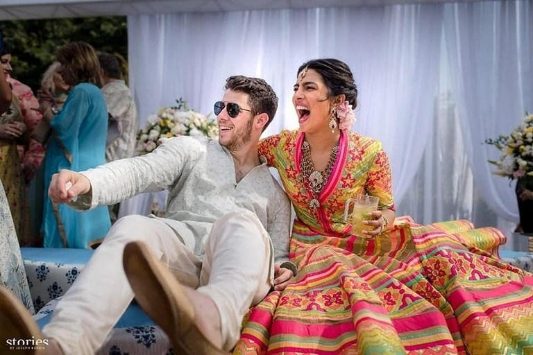 Inside Priyanka Chopra & Nick Jonas' Wedding
