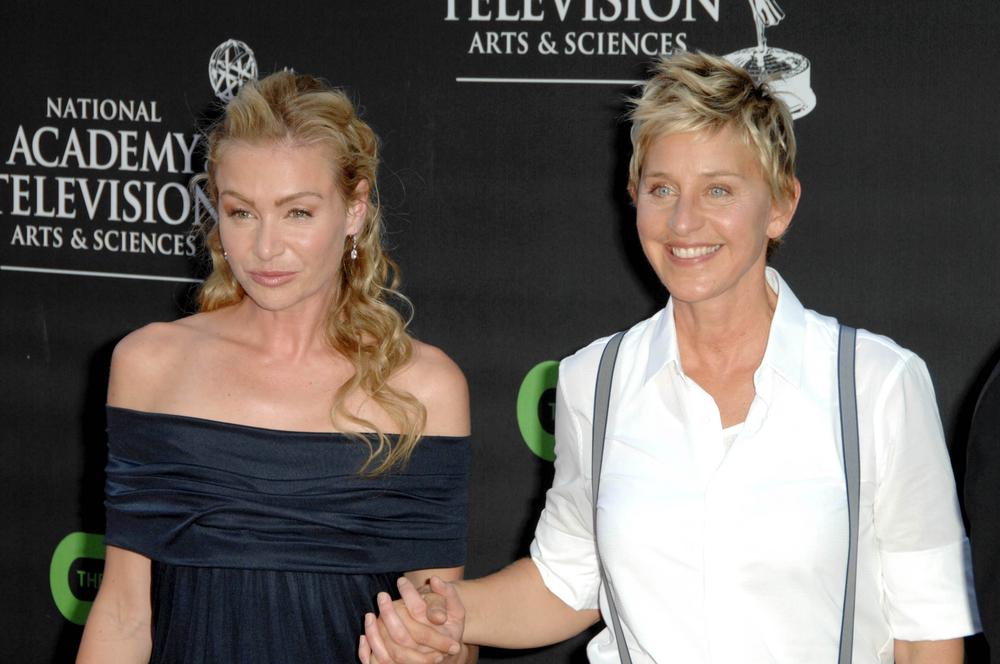 Portia De Rossi Wants Ellen DeGeneres To Quit Her Show