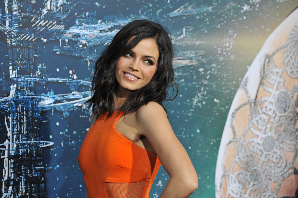 Jenna Dewan Supports New Boyfriend Steve Kazee