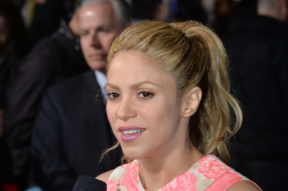 Singer Shakira Has Been Charged With Tax Evasion