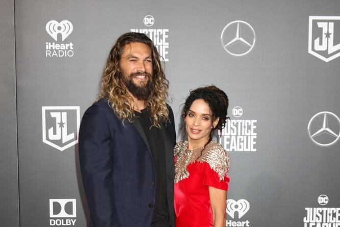 Jason Momoa and Wife Lisa Bonet's Ex-husband, Lenny Kravitz, Wear Matching Rings