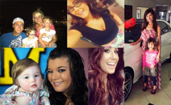 Teen Mom Stars Net Worth: Jenelle, Amber, Farrah and More
