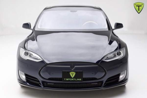 Tesla Model S clocks in at over $200K