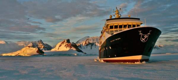 Visiting Artic Norway? Super yacht & jet travel is an option