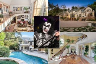 Gene Simmons Puts Beverly Hills Mansion On the Market for $22 Million