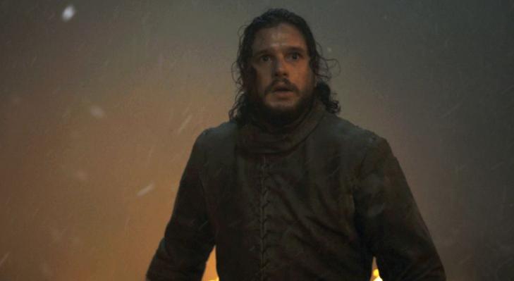 Jon Snow in Game of Thrones Season 8, Episode 3, Battle of Winterfell