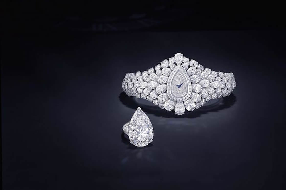 Graff Diamonds, The Fascination, Luxury Watches