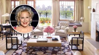 Bette Midler's Manhattan Penthouse Finds a Buyer for $50 Million