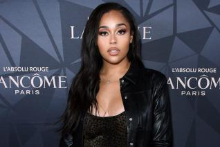 Jordyn Woods Flashes Hot Looks in Cutout Dress At Her 23rd Birthday
