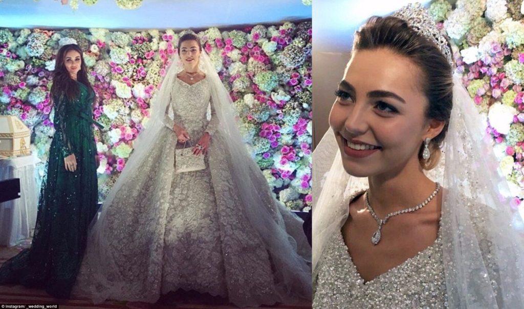 Khadija Uzhakhova - The most expensive wedding in the world