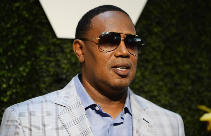 Master P - Ten Of The Richest Rappers In The World