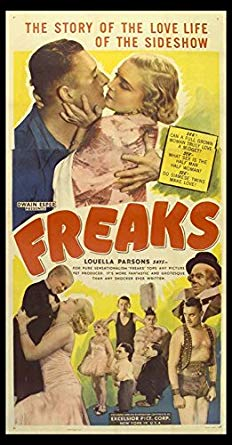 Freaks 1932 Movie Poster - Most Expensive Thing On Amazon