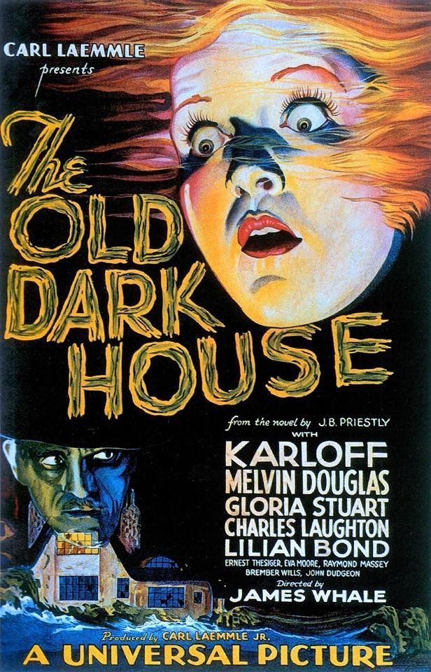 1932 'Old Dark House' Movie Poster - Most Expensive Thing On Amazon
