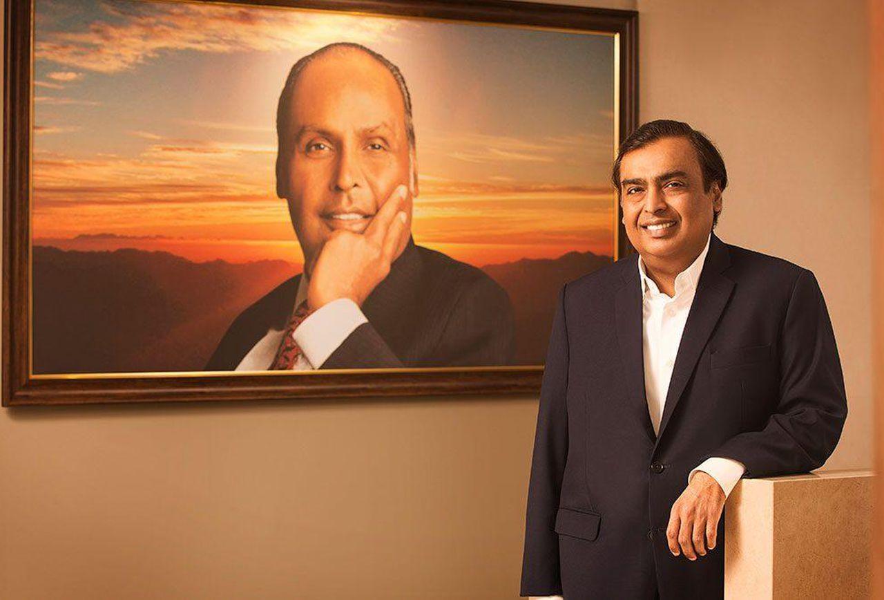 Mukesh Ambani - Asia's Richest Man