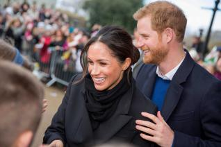 Meghan Markle & Prince Harry Unveiled Archewell